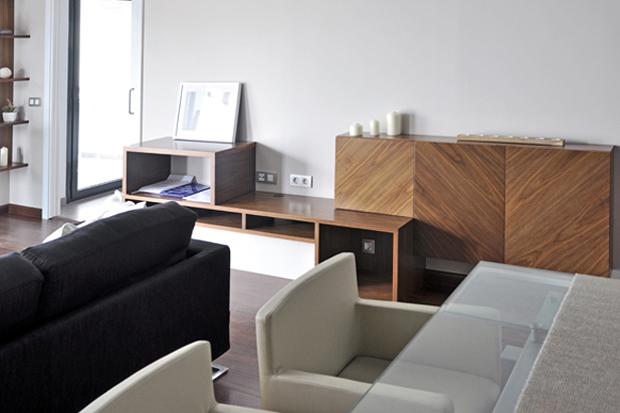 Foto dise o muebles a medida de arquitectura interior for Muebles a medida valladolid