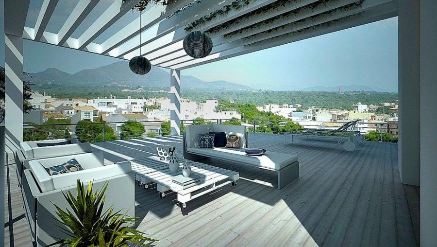 Foto dise o terraza de des dec 252267 habitissimo for Dec para terrazas