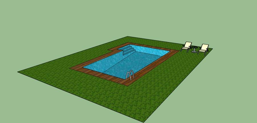Foto dise o y construcci n de piscinas de reside s l for Diseno y construccion de piscinas