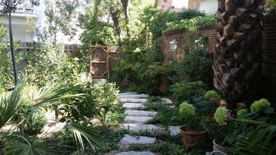 Diseño de jardín particular