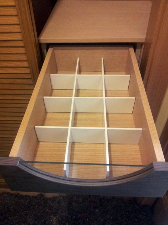 Foto divisiones de cajon de carpinter a imagina con - Divisiones en madera ...