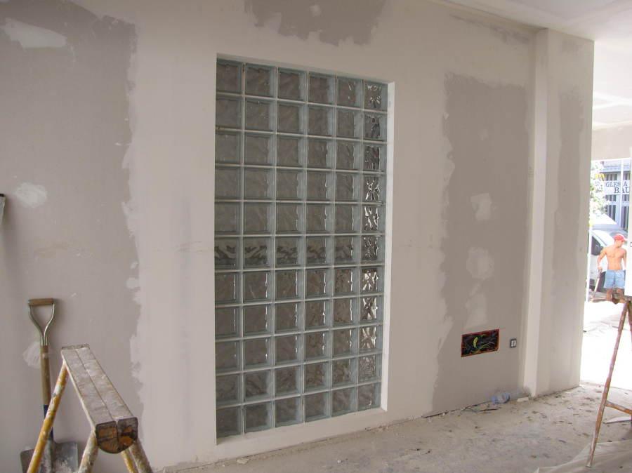 Foto divisiones de pladur con muro de pav s de i r - Muros de pladur ...