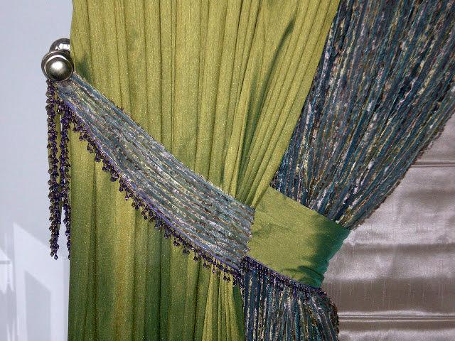 Foto doble abrazaderas de ceresi cortinas 188809 - Abrazaderas para cortinas ...