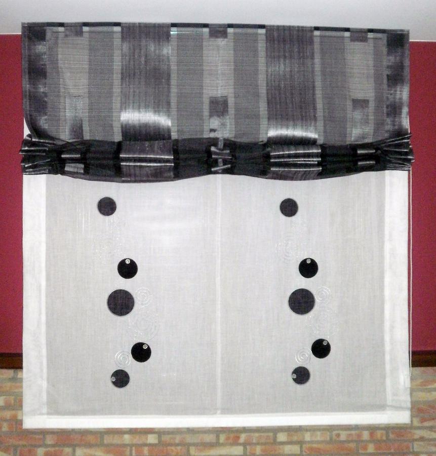 Cortinas para mi nuevo salon decorar tu casa es for Precio cortinas salon