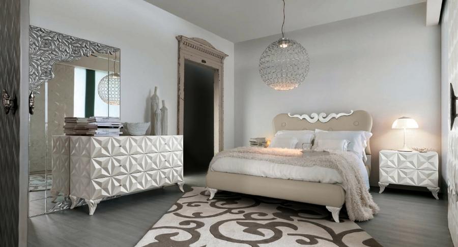 Foto dormitorio cl sico de casandra home c b 225281 - Dormitorios clasicos modernos ...