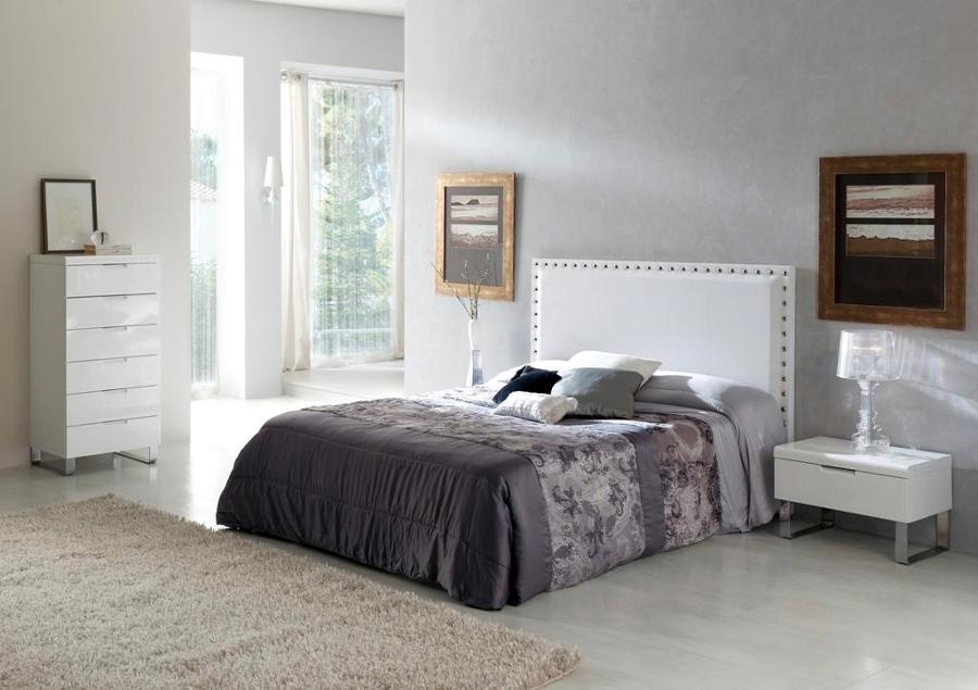 Foto dormitorio de matrimonio de muebles la plaza del - Cabezal dormitorio matrimonio ...
