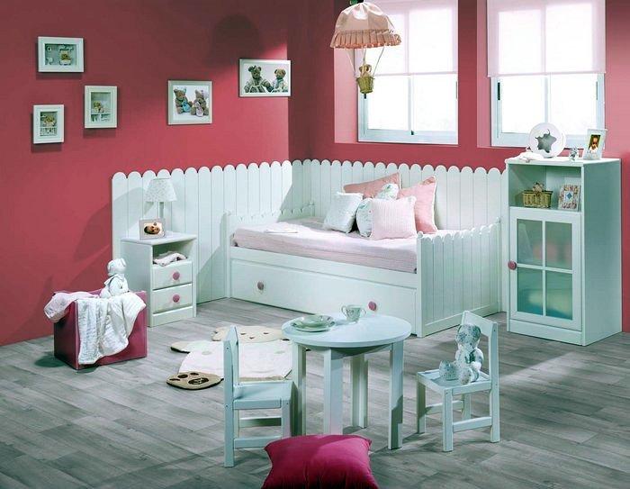 Foto dormitorio infantil de lim n 171341 habitissimo - Dormitorios infantiles granada ...