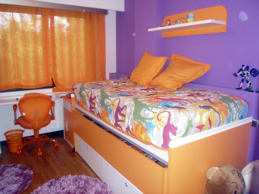 dormitorio juvenil - Cortinas Habitacion Juvenil