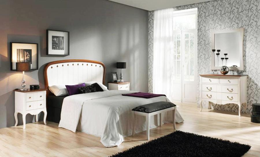 Foto dormitorio matrimonio cabecero modelo par s de for Lo ultimo en dormitorios de matrimonio
