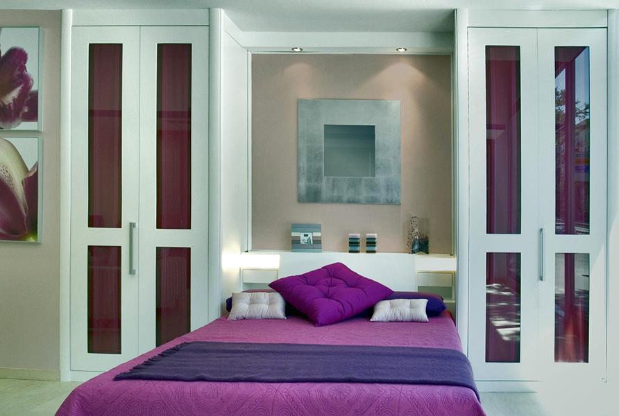 Foto dormitorio puente serie zafiro de interni 133391 - Dormitorios con puente ...