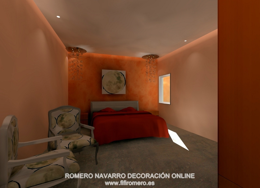 Dormitorio sereno