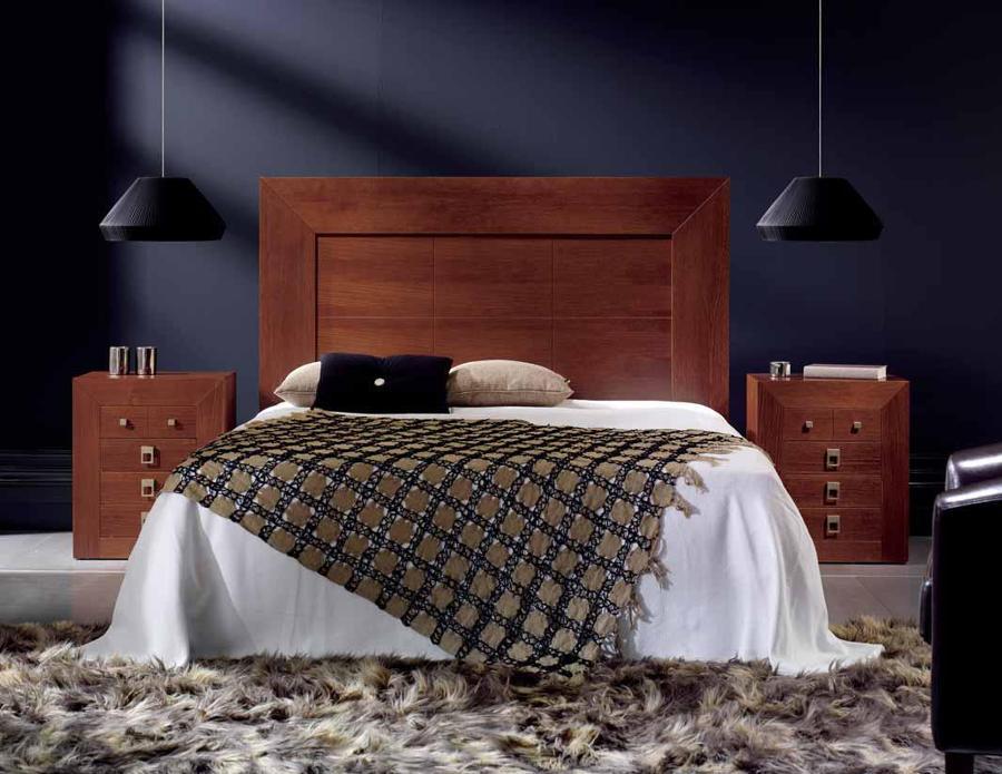 Foto mobiliario dormitorio de gramil interiorismo ii for Dormitorio king