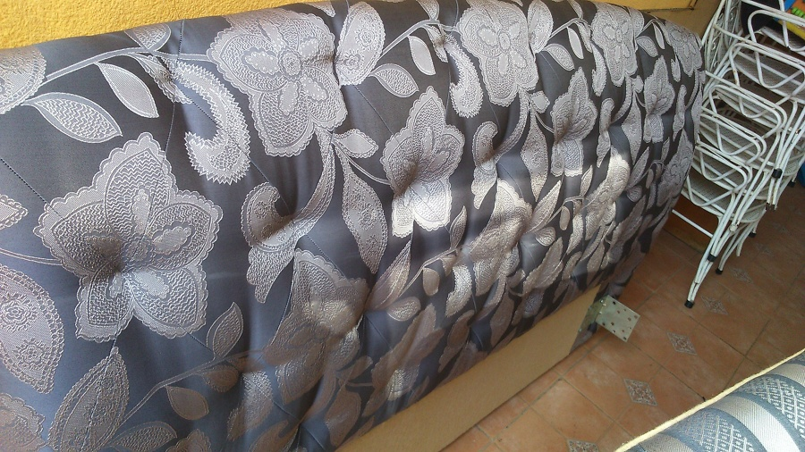 Foto cabezero de tapicer a c rdenas 1286974 habitissimo - Tapiceros tarragona ...
