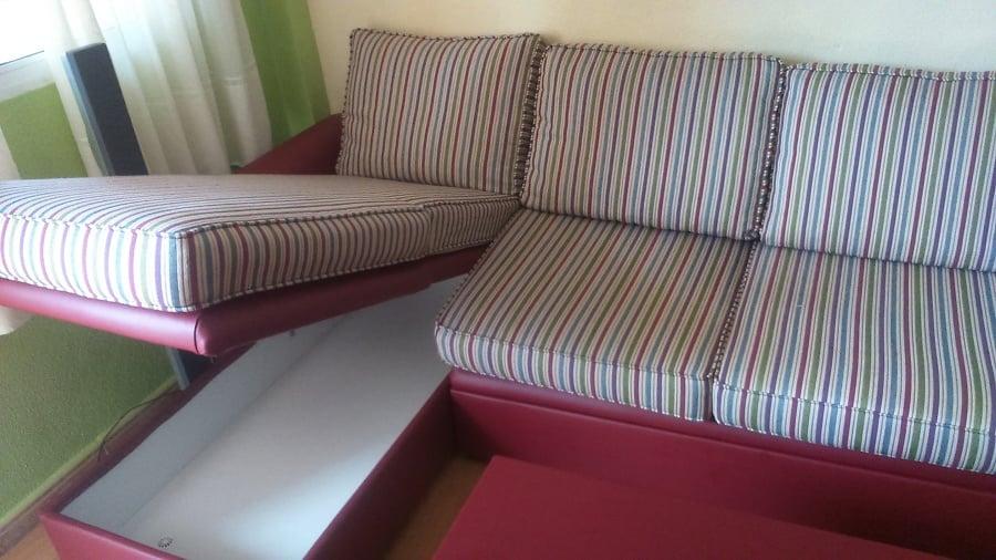 Foto chaselong de tapicer a c rdenas 1286972 habitissimo - Tapiceros tarragona ...