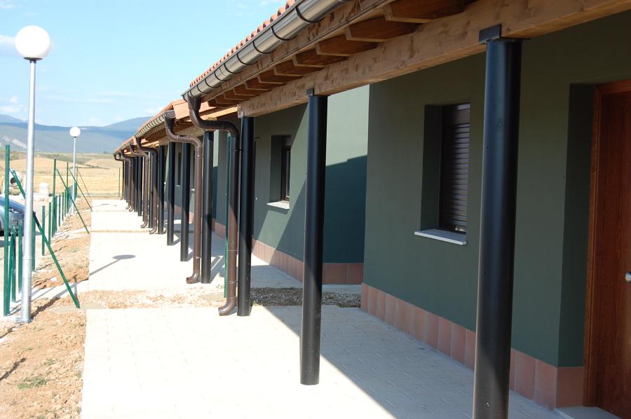 Foto casas de recreo en construccion y prefabricadas de - Construccion de casas prefabricadas ...
