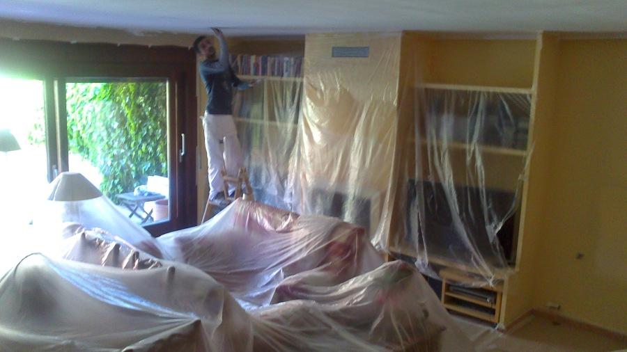 Foto los cubrimos todo de decomaji 905191 habitissimo - Pintores en terrassa ...