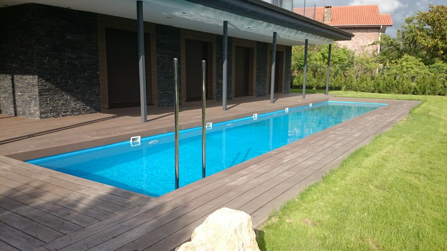 La piscina de Román