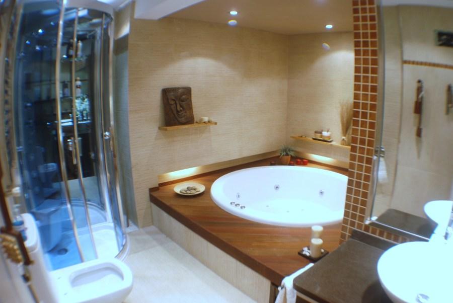 Baño Proyecto Mirasierra. (2008)