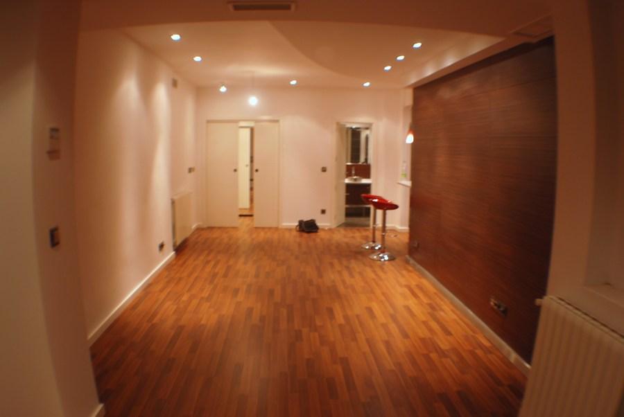 Salón piso Mirasierra. Después. (2008)