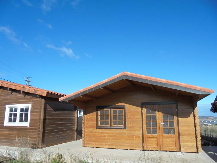 Foto casa jardin de carpinteria daniel 773425 habitissimo for Raschella casa jardin