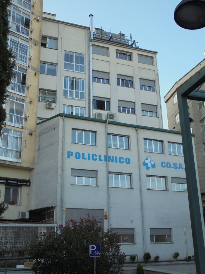 Informe de Inspección Técnica de Edificio