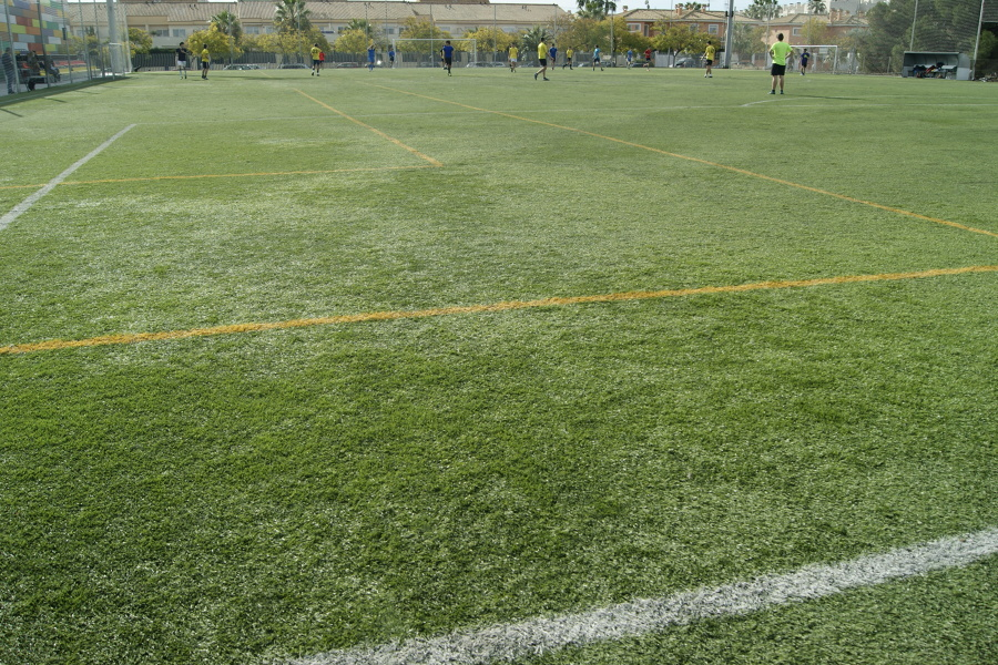 Campo de fútbol Arena Alicante