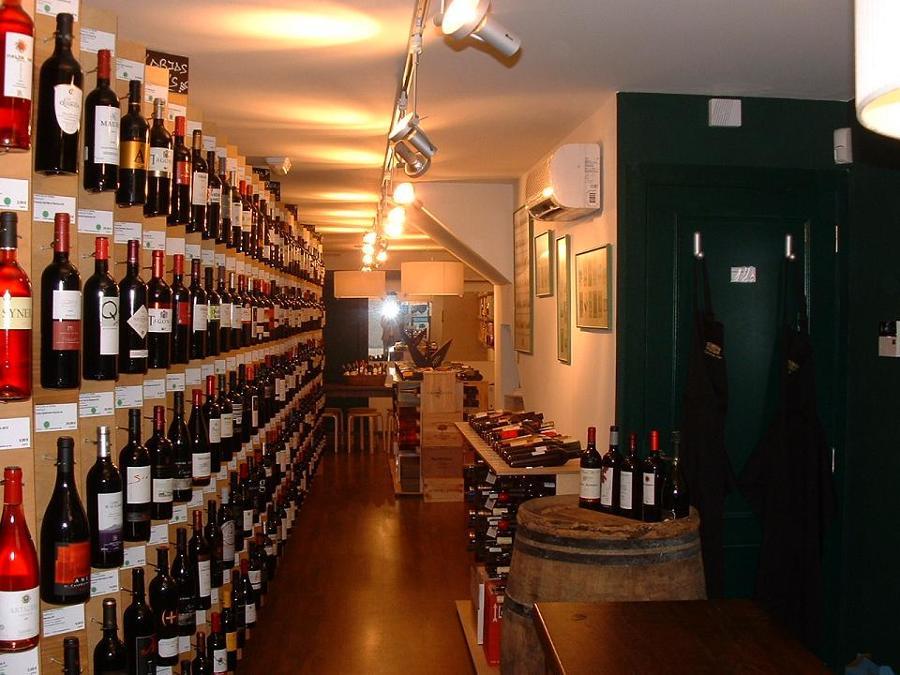 Local venta de vinos