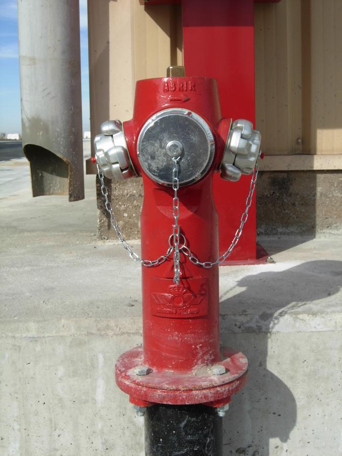 Instalaciones Contra Incendios por Red de Hidrantes