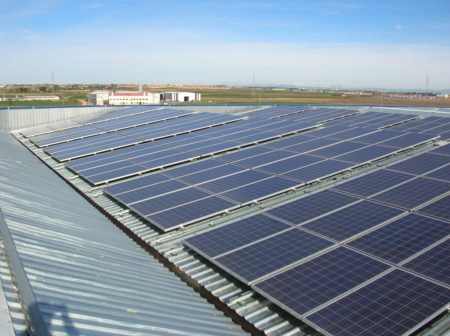 instalacion fotovoltaica 80 kW