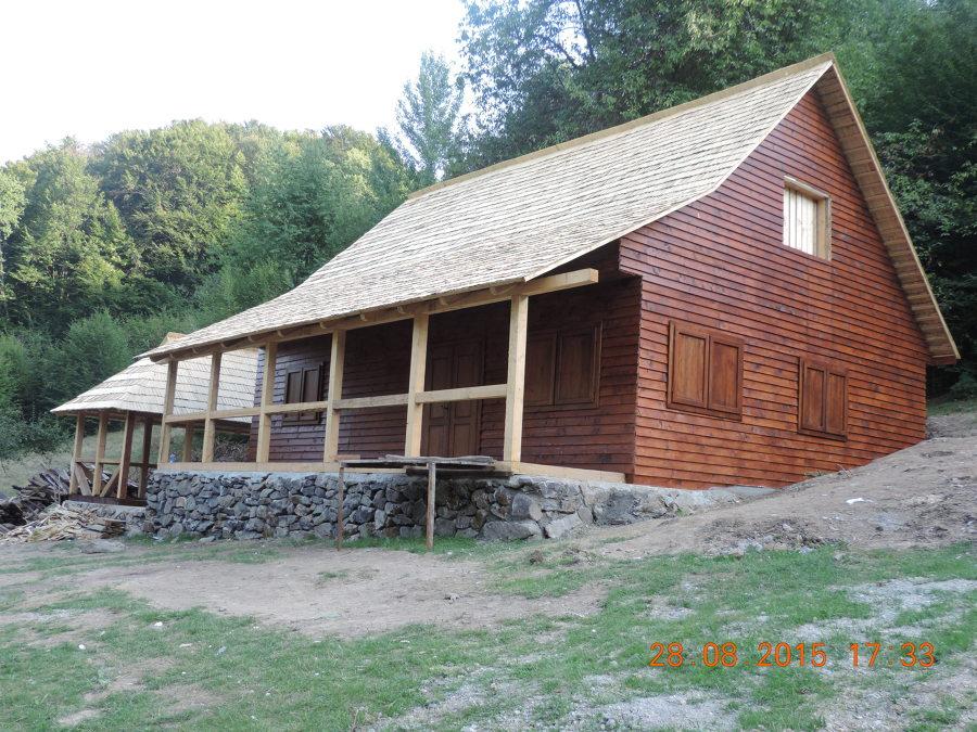 Construción Casa de Madera