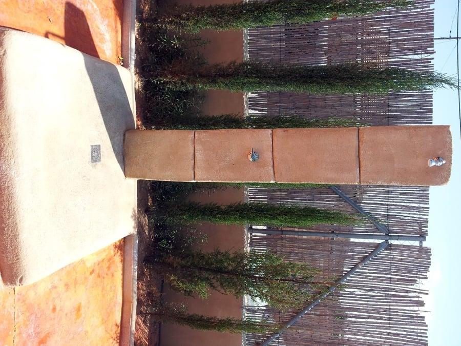 Foto ducha de obra de piscinas playasol 277564 habitissimo for Precio piscina obra 8x4