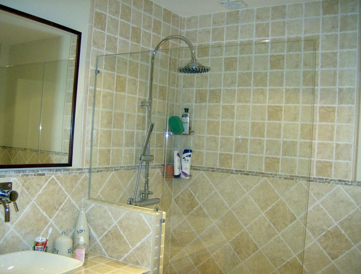 Foto ducha de obra de pedro 344303 habitissimo - Ducha de obra ...