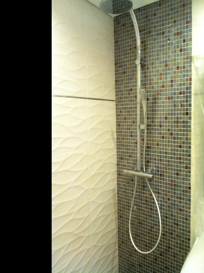 Foto ducha gresite dise o de multiservicios sierra y - Ducha de diseno ...