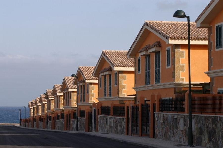 Duplex adosados en Las Marinas (Fuerteventura)
