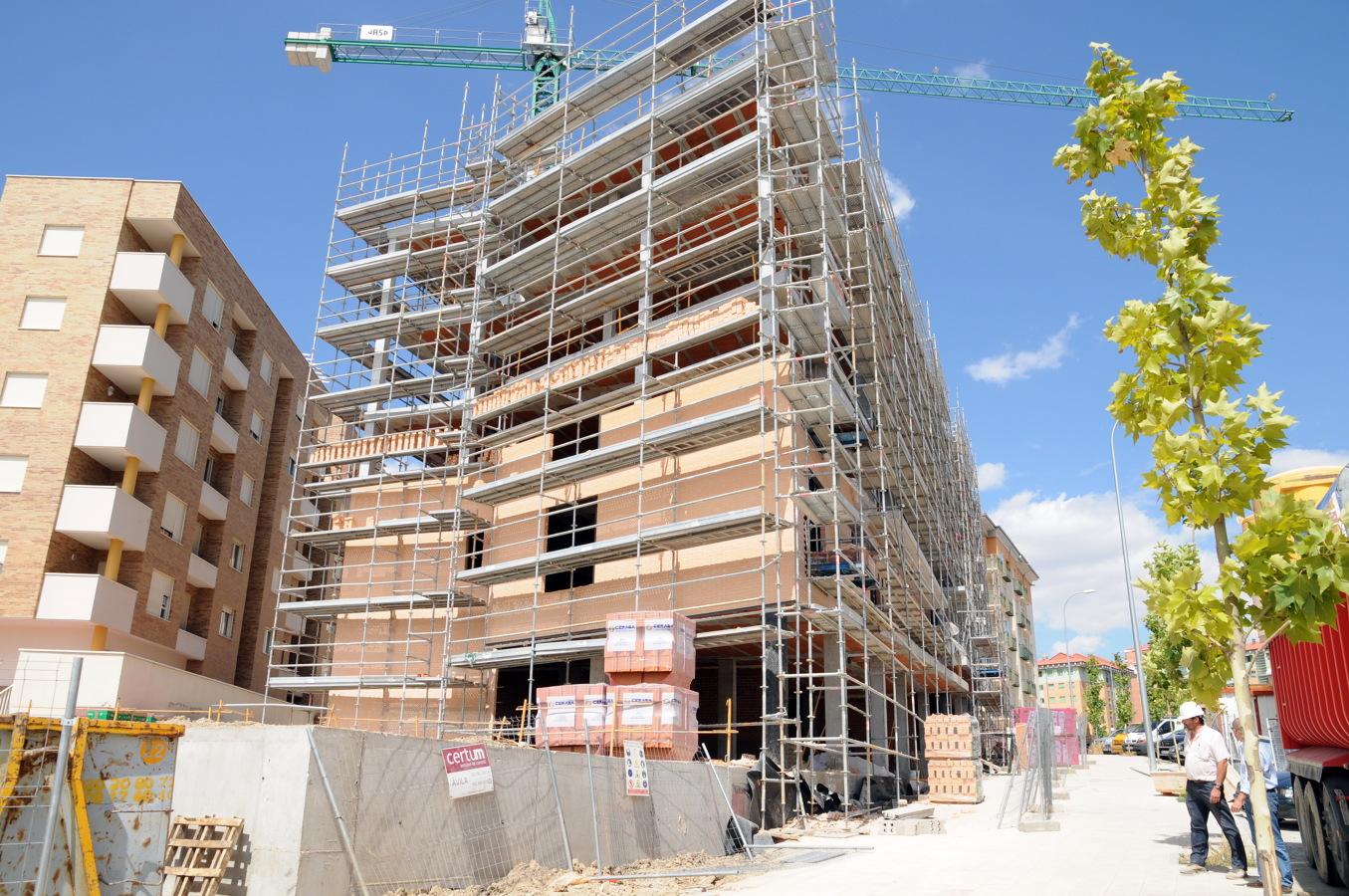 Foto Edificacion Promocion Y Construccion De 40