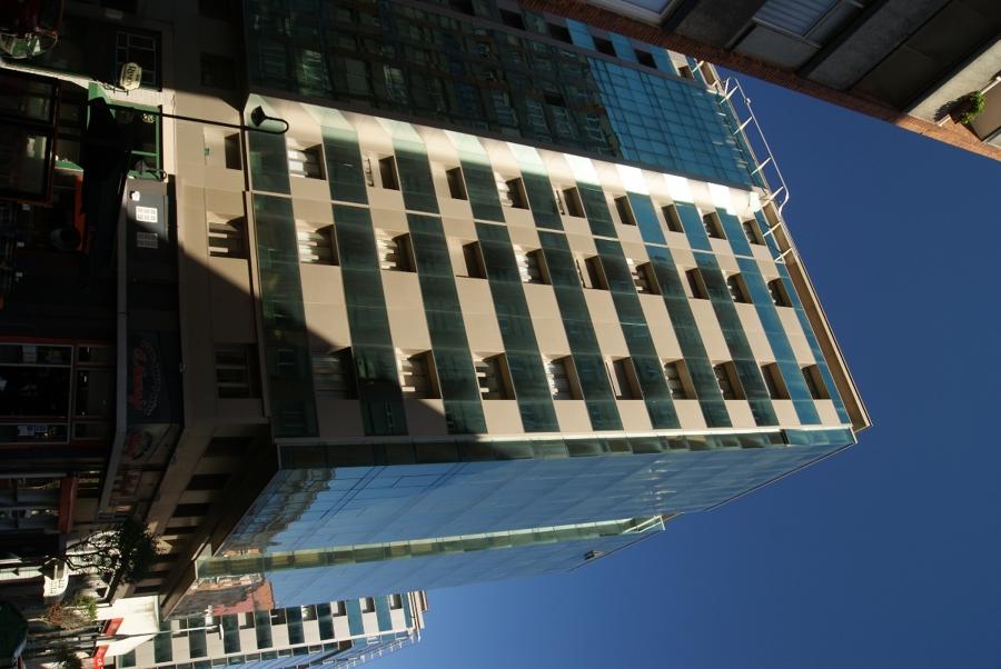Foto edificio calle manso gijon de aluminios bernal - Calle manso barcelona ...