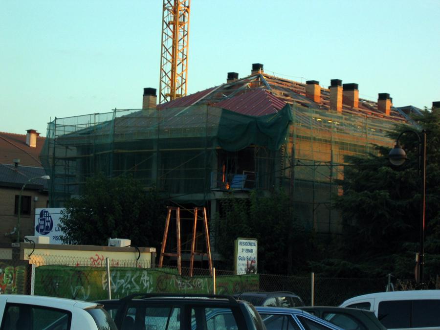 Edificio de 24 viviendas en Galapagar, Madrid