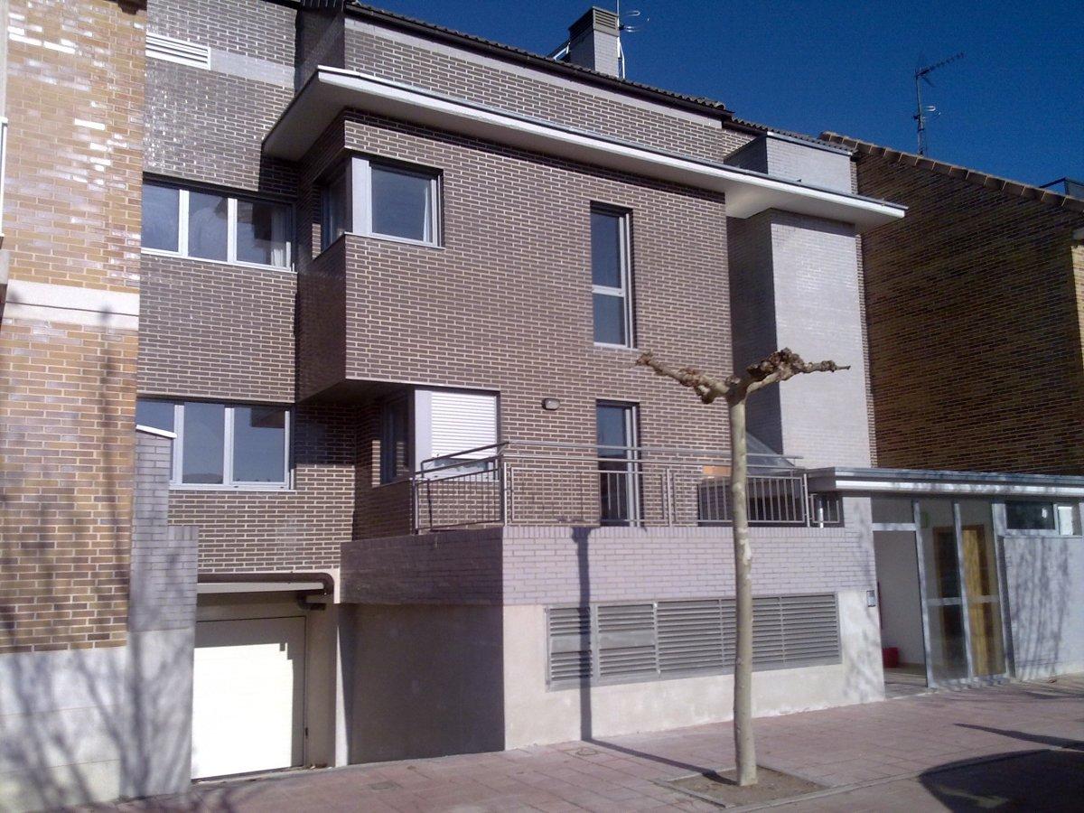 Foto edificio de 6 apartamentos en valladolid de - Arquitectos en valladolid ...