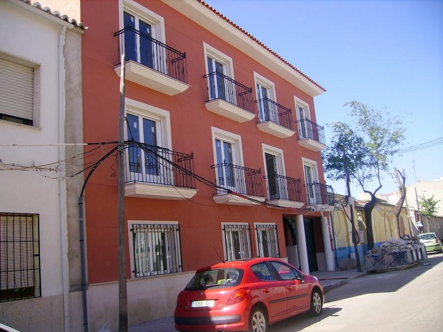 Edificio de 9 viviendas en Almodovar del Campo