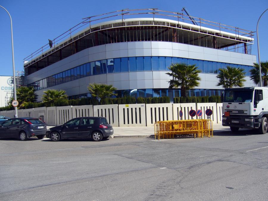 Edificio de Oficinas CESSER