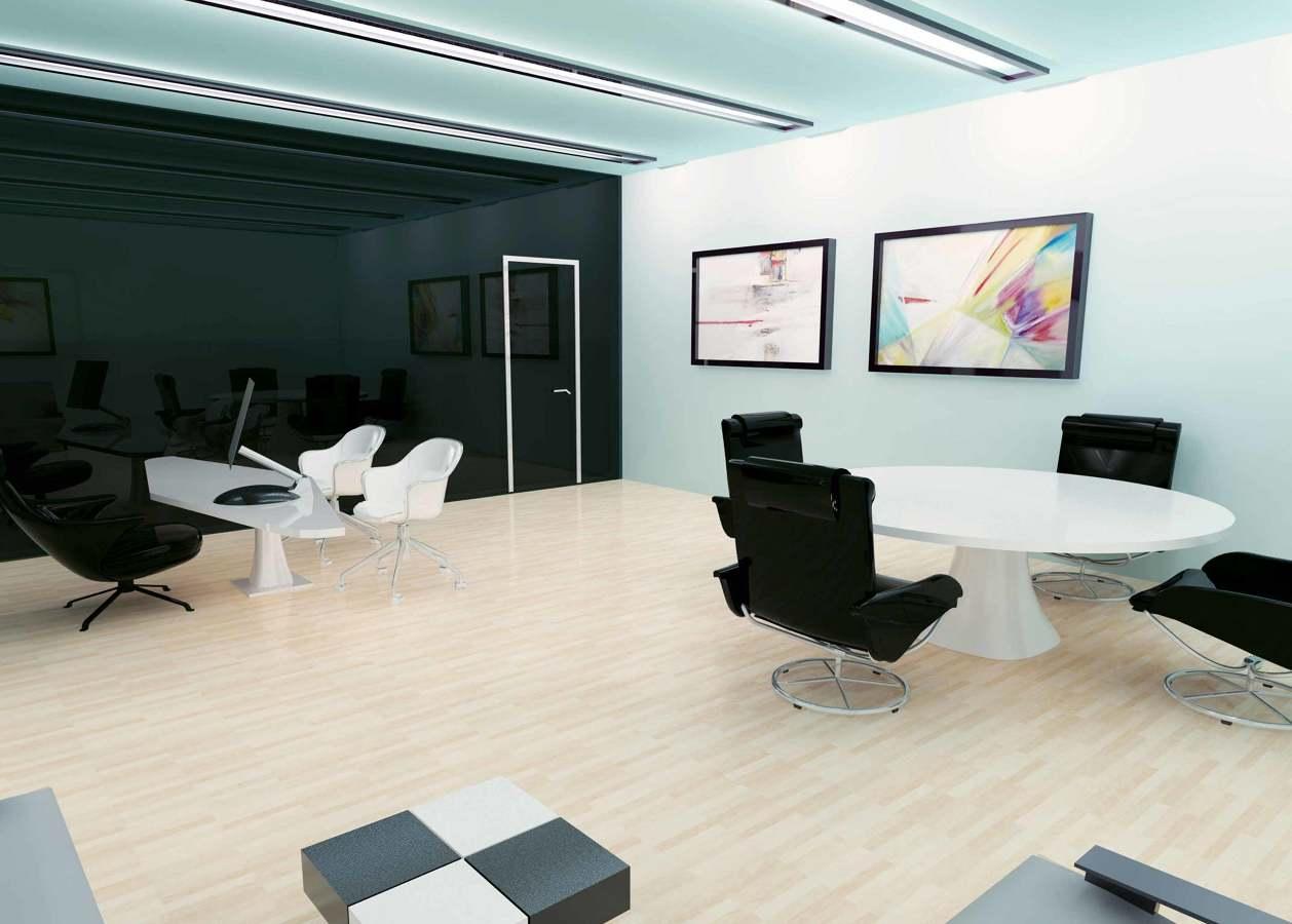 Edificio de oficnas para empresa de marketing
