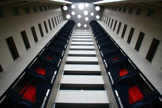 "Edificio de viviendas ""Torre Forum"""