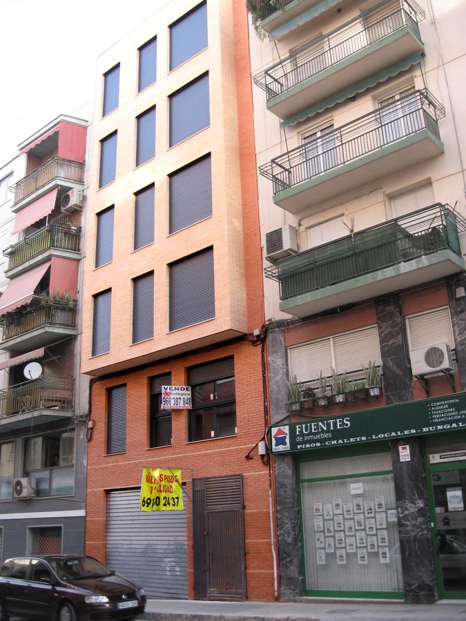 Edificio Jaime Segarra, en Alicante