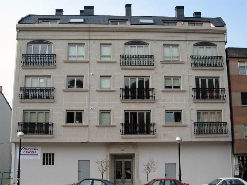 Edificio Loudes Teijeiro