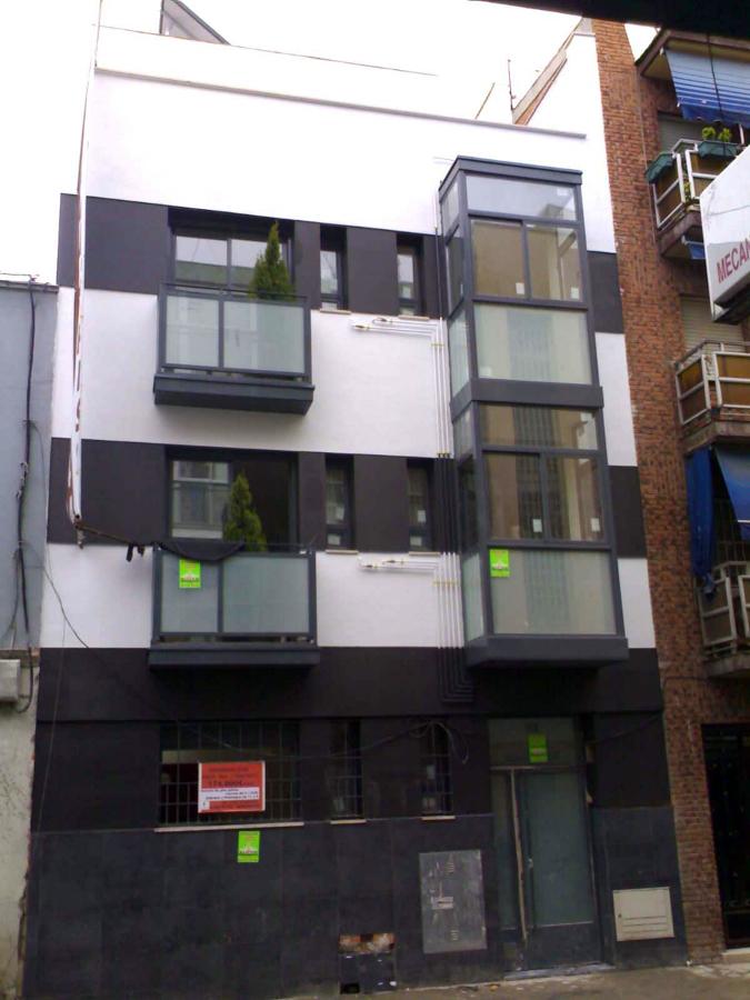 edificio obra nueva madrid,2010