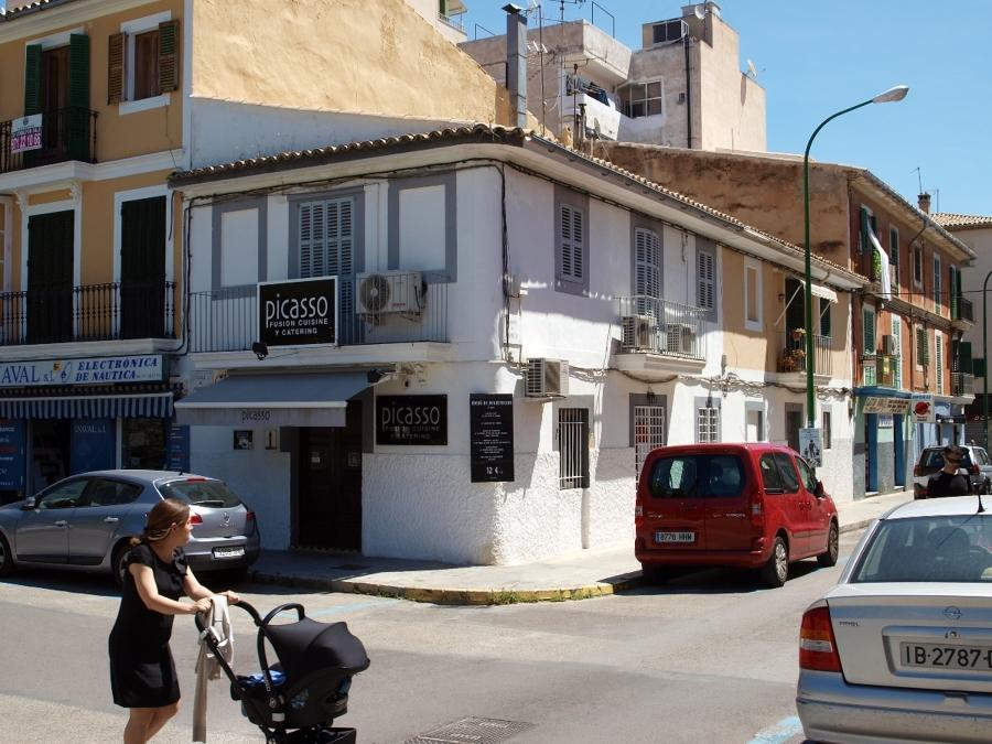 Foto edificio plaza progreso palma de soluciones - Construcciones bibiloni palma ...