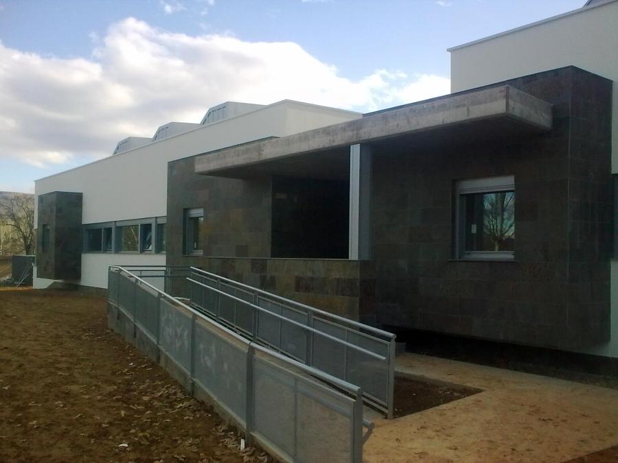 Edificio SEDE DEL JARDIN BOTANICO EN ALCALÁ DE HENARES.