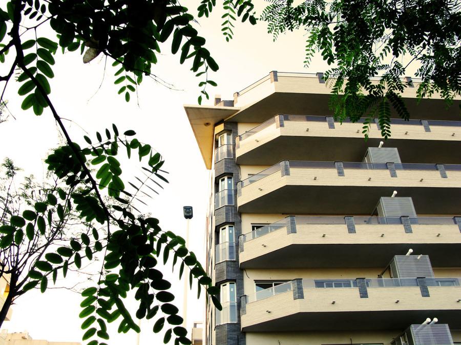 Bloque de viviendas Tabaya Mirador 1