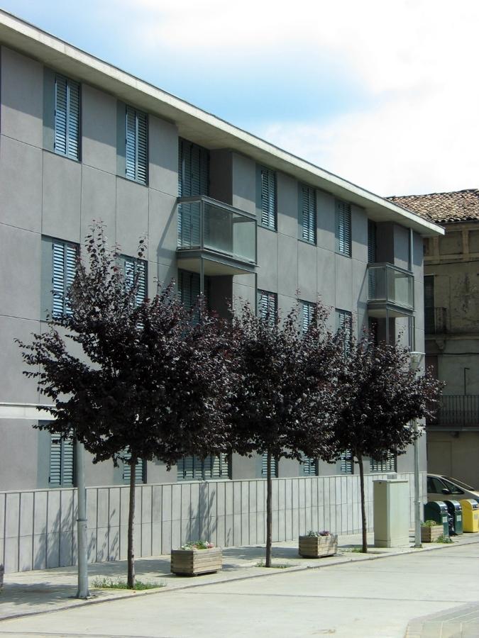 Edificio viviendas VPO, Campdevànol (Girona)