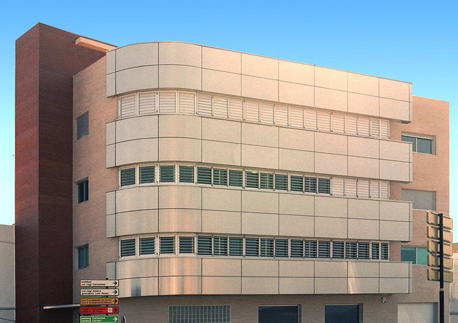 Edificios comerciales y de empresa